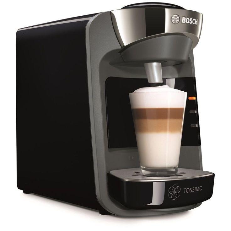 Bosch Tassimo Suny TAS 3202 - cafea instant cu Bosch Tassimo . Foarte mulți oameni simt că nu pot funcționa normal de-a lungul unei zile dacă nu consumă dimineața o ceașcă de cafea, de espresso etc. Pentru... http://www.gadget-review.ro/bosch-tassimo-suny-tas-3202/
