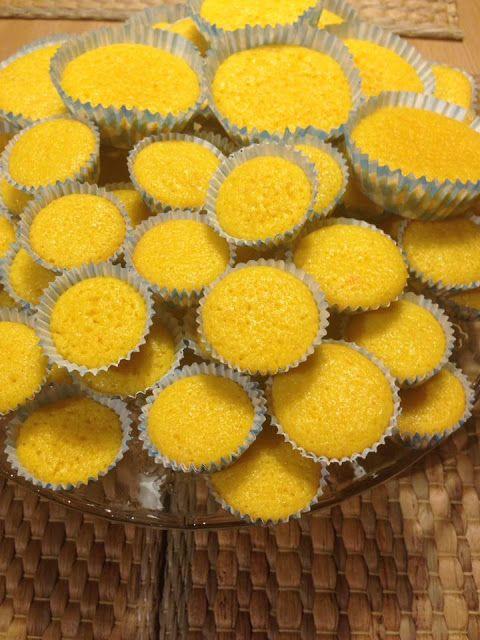 A rapariga do blog ao lado: Mini queques de cenoura | sem gluten