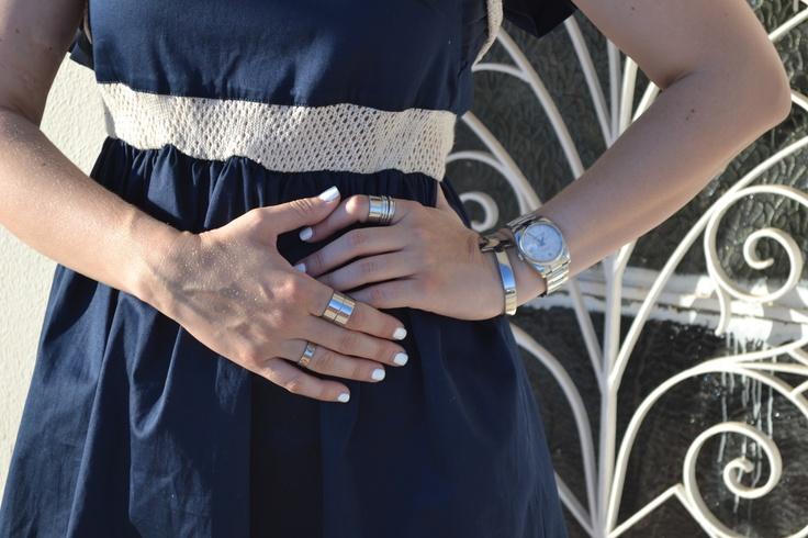 Arm party wearing @Cartier @Mimi Levelle Follie @Hollie Baker xxx