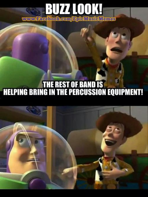 This Marching Band Pit Memes. was taken from 40.media.tumblr.com.