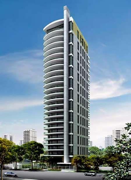 676 best images about grandes apartamentos plantas e - Fachadas edificios modernos ...