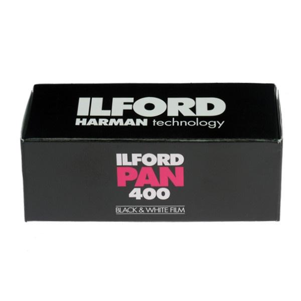 Ilford  PAN 400 B 120 Film  http://holgadget.com/collections/film/products/ilford-pan-400-b-w-120-film