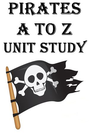 Ahoy, mateys! Get to know the pirates of old in this unit for ages 8-13. You will gather information on the history of pirates, where they sailed, what their lifestyles were like, what jobs they did, how they dressed, how they divided their spoils, and more.