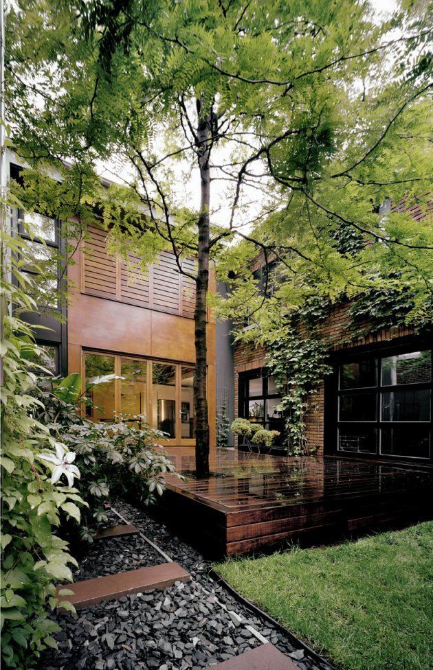 The U-House, designed by architect Natalie Dionne, is located in Montreal, Canada.  The U-House was designed by architect Natalie Dionne to ...