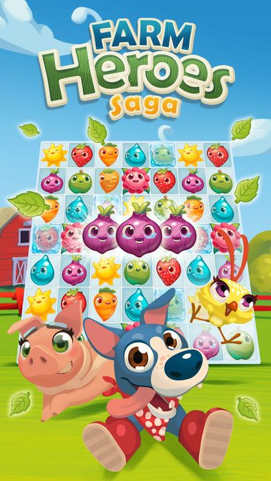 Farm Heroes Saga en App Store http://apple.co/2qyshTG