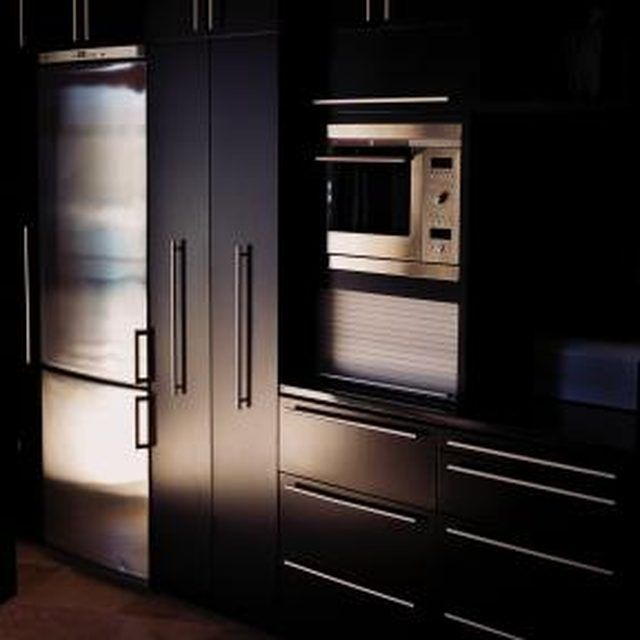Keep your black appliances shiny and free of streaks.