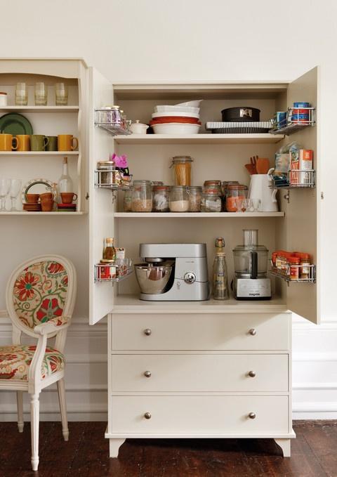 Larder cupboard - The Dormy House