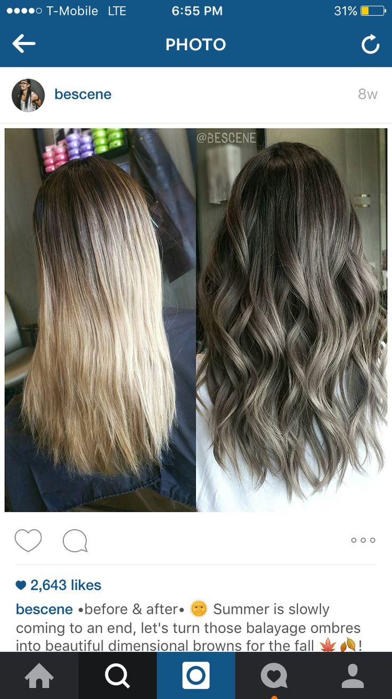 1266 Best Ash Light Brown Hair Images On Pinterest Hair