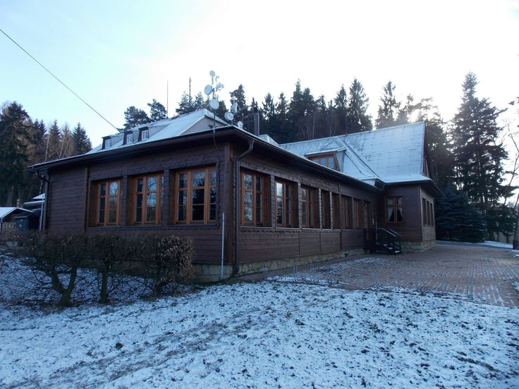 Vamberk - Merklovice - chata Vyhlídka - r. 2016