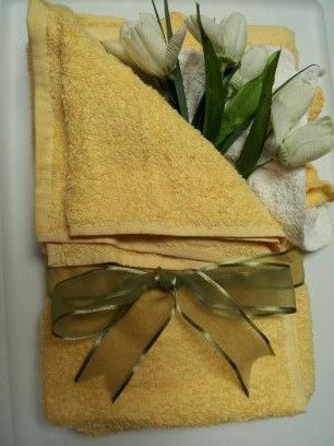 96 best images about decorative towels on pinterest. Black Bedroom Furniture Sets. Home Design Ideas