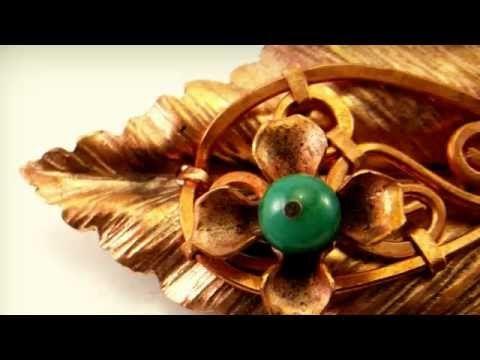 Podoabe din cupru | How it's Made | Copper art work | Hadarugart - YouTube