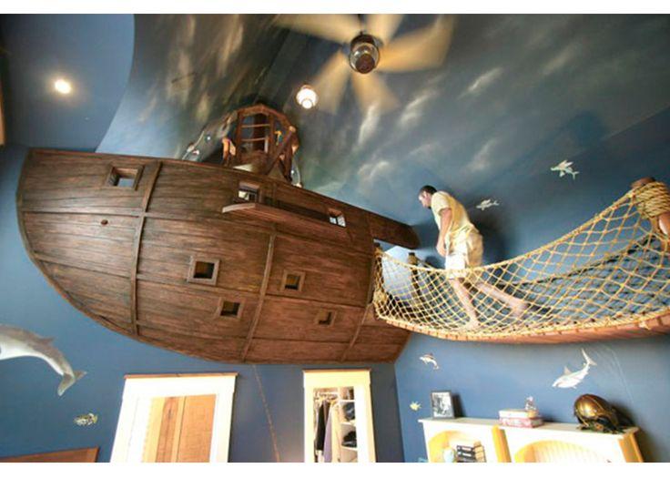 Conheça quartos de crianças dos sonhos