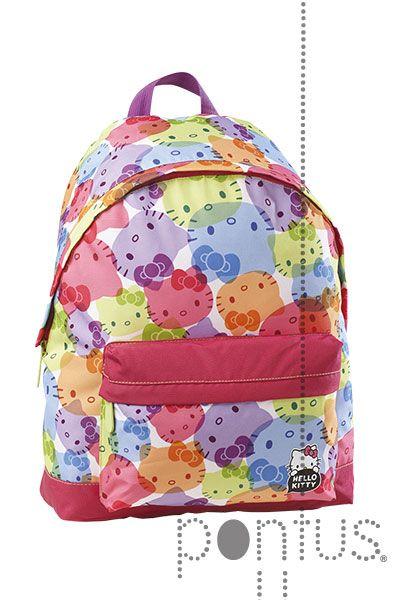 Mochila Hello Kitty escolar | JB