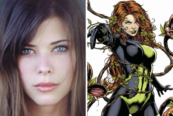 'Gotham' Gets A New Poison Ivy In 'Frequency's Peyton List