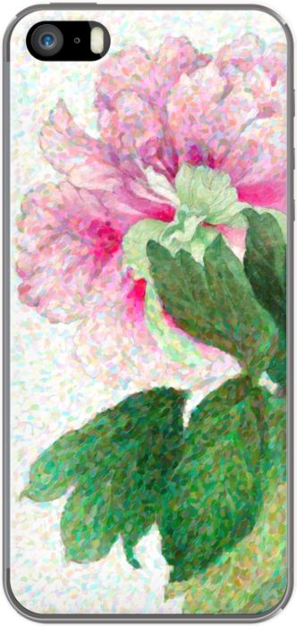 Pink Peony for iPhone 5/5s