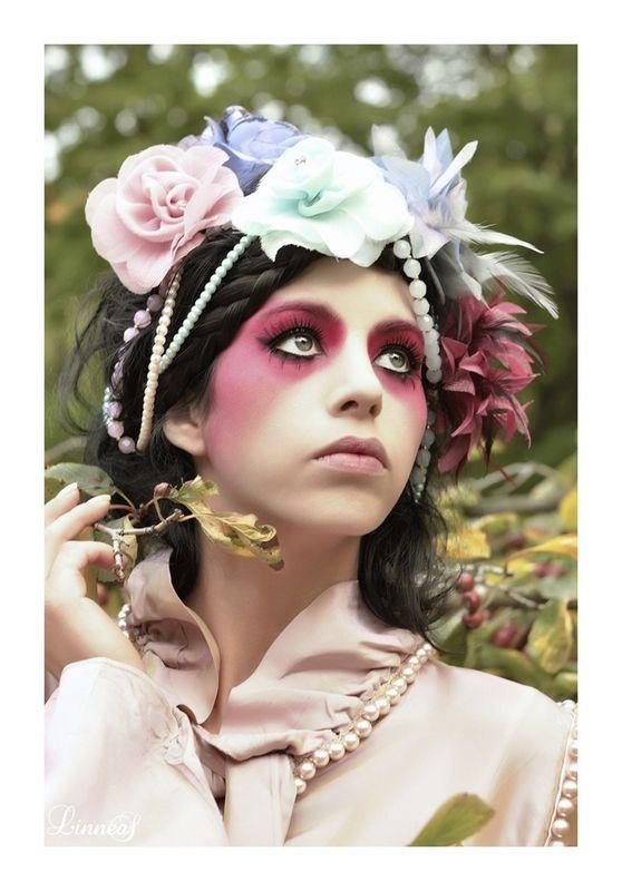 Model: Lone Bru Kjær  Photography: Linnea Syversen  Make-up: Sølvi Strifeldt