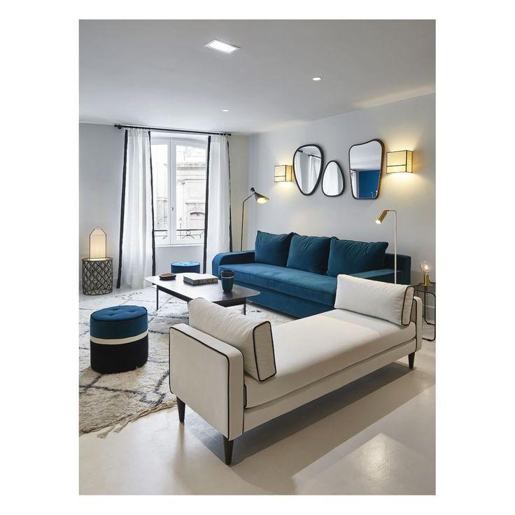Les essentiels du salon #canape #luna #banquette #noa #miroir #ovo #organique #applique #celeste #pouf #leo Retrouvez notre univers salon dans nos trois boutiques parisiennes et sur notre e-shop.