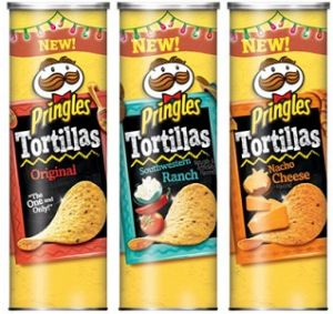 Buy 1 Pringles Can, Get 1 Pringles Tortilla Can FREE Coupon on http://hunt4freebies.com/coupons