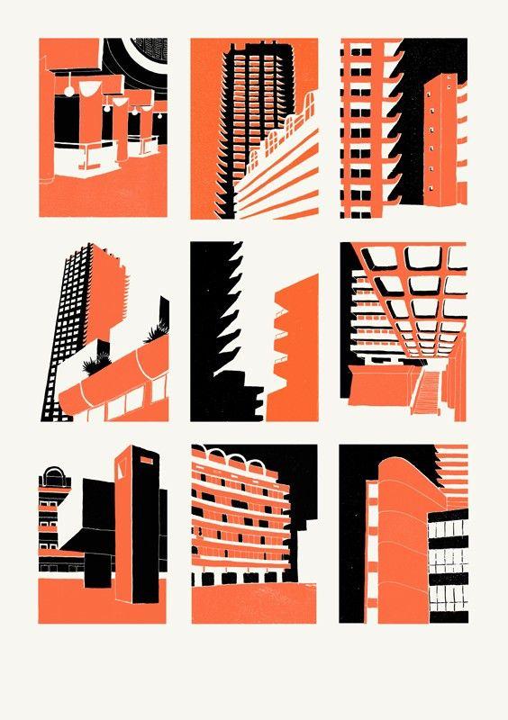 Screen prints ‹ Eliza Southwood – Illustrator