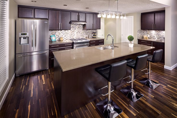 A great kitchen for entertaining.
