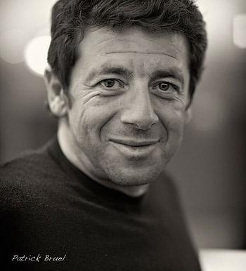 Of course you would age, but you have aged just fine. Patrick Bruel (c) Franck Sonnet