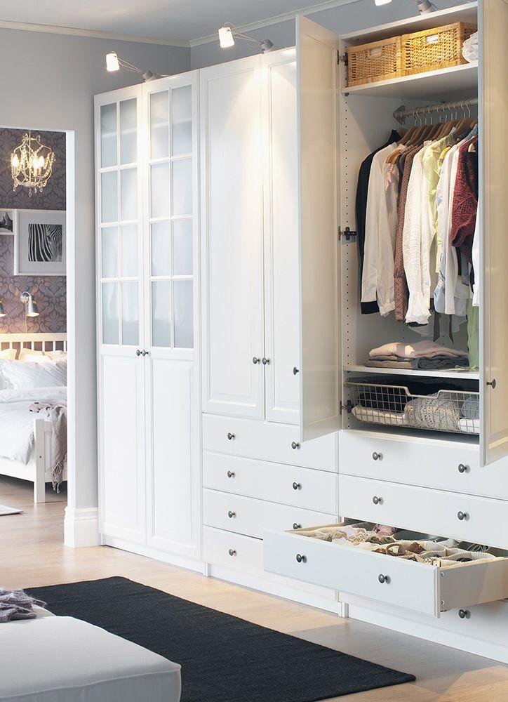 Las 25 mejores ideas sobre armarios en pinterest - Armario en l ...