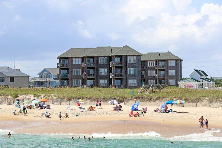 Vacation Rentals The Islander Avon Nc