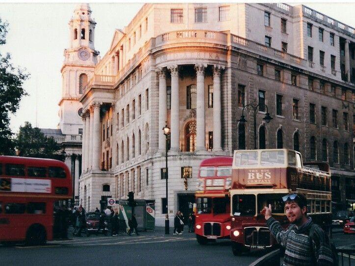 South Africa House, Trafalgar Sq, London 1997.  (LW20)