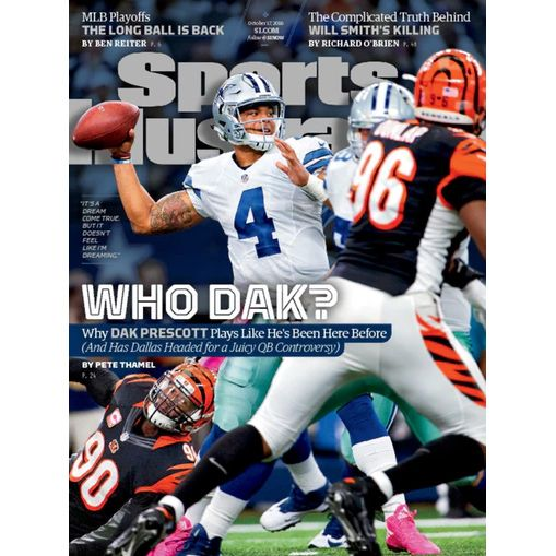Sports Illustrated Subscription : Only $19.99 (reg. $40)  http://www.mybargainbuddy.com/sports-illustrated-subscription-coupon