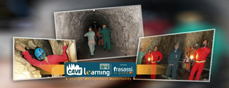 Cavelearning. Outdoor alle Grotte di Frasassi