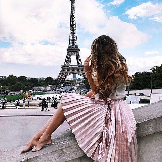 Paris. Моя мечта❤