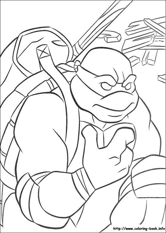 34 best leonardo images on pinterest | teenage mutant ninja ... - Ninja Turtle Pizza Coloring Pages