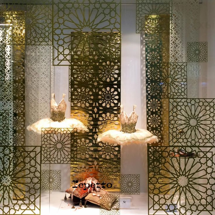 18 best images about ramadan window display on pinterest for Show window designs