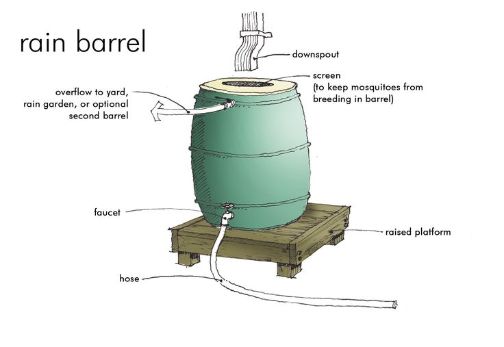 17 best images about rain barrels on pinterest gardens for How to make your own rain barrel system