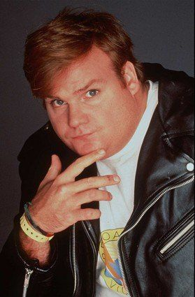 Chris Farley  Awesome talent and my man crush <3