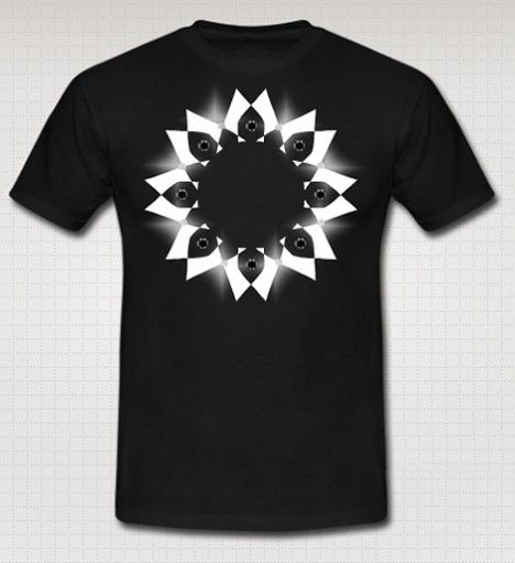 A United Kingdom-based company called Superlative Luxury has created an eco-friendly t-shirt made of 100% organic cotton and the manufacturing process uses only renewable energy, such as wind and solar, reducing the carbon footprint by 90%.  The t-shirt features a spherical pattern created from 16 one-carat diamonds; half of which are white diamonds and the other half are enhanced rare black diamonds.  Price: $400,000