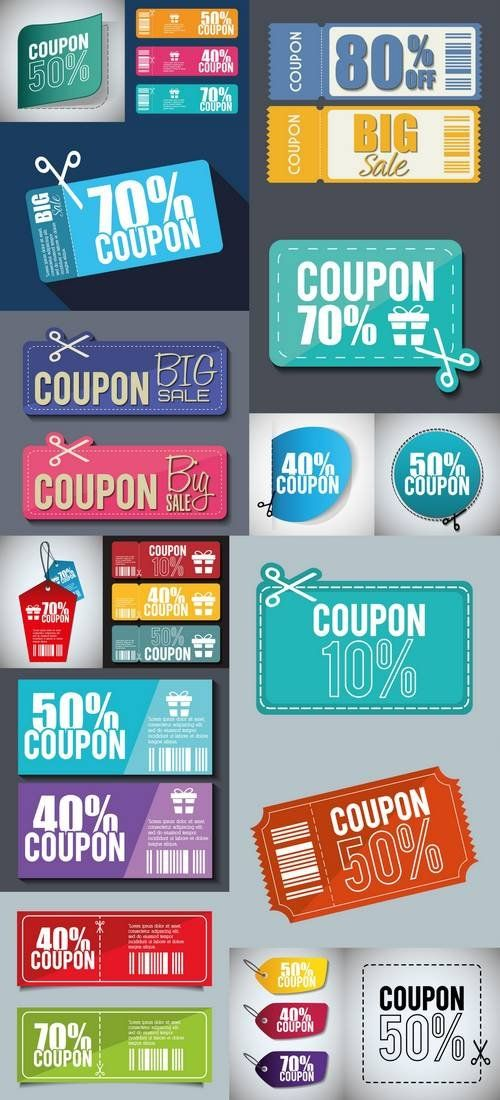 Coupon Design                                                                                                                                                                                 More