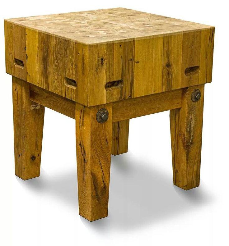 Antique Reclaimed Wood Butcher Block www  : 8bacc40a832a14d1baeba890a792759b from www.pinterest.com size 736 x 792 jpeg 70kB