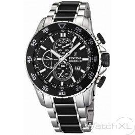 Festina F16628/3 Chronograph Ceramic mens watch