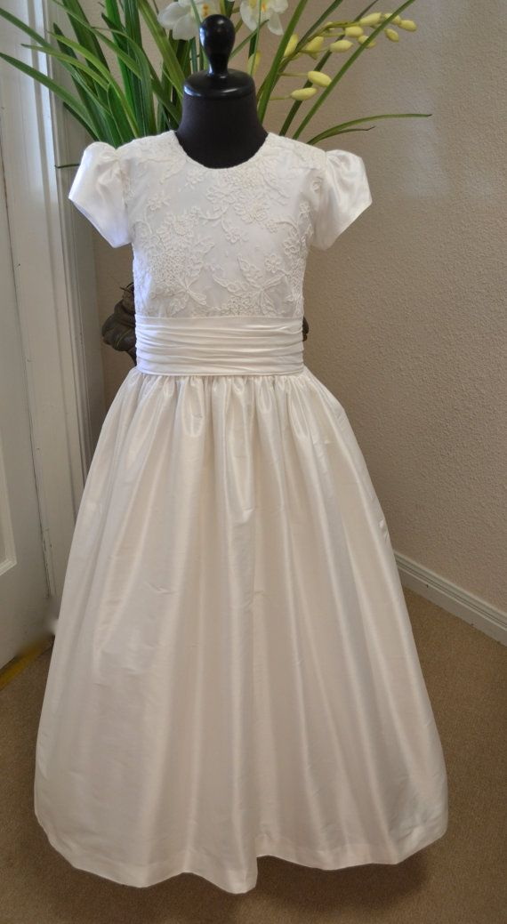 First Communion Dress Holy First Communion Dress 1st