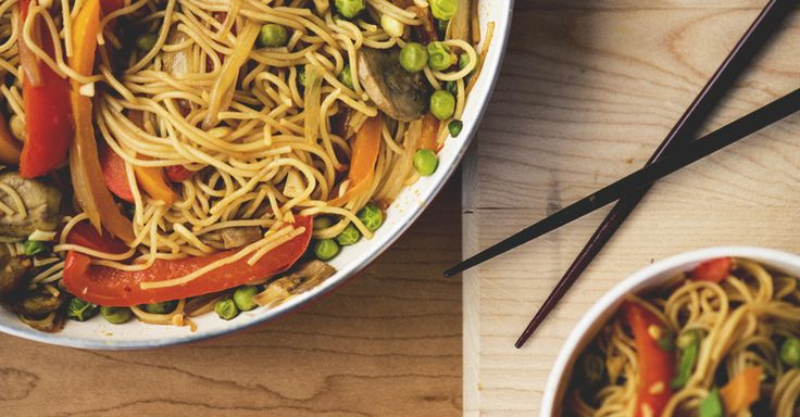 This Asian Inspired Noodle Dish Is A Lot Easier To Make Than You Think!
