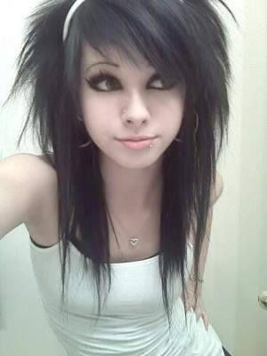 Emo Hairstyles New 54 Best Emo Haircut Images On Pinterest  Hair Dos Scene Haircuts