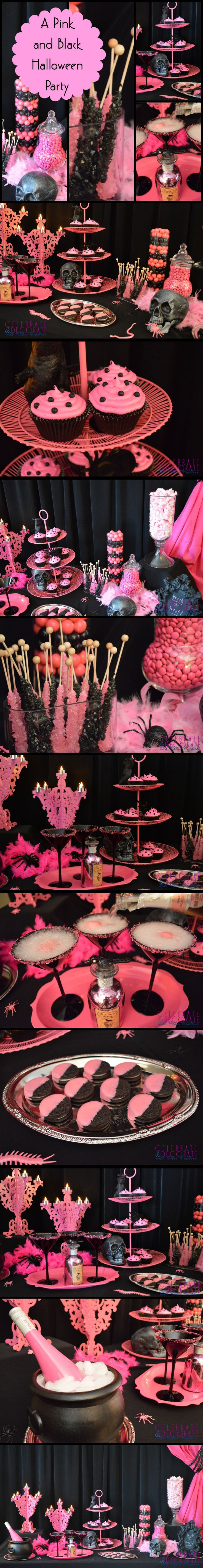 Best 25+ Pink halloween ideas on Pinterest | Pink candy, Pink ...