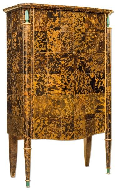 Jules leleu 1883 1961 meuble à hauteur dappui en placage art deco furniturefurniture projectsantique