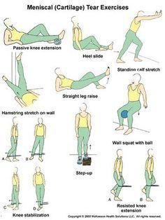 exercise after arthroscopy of the knee - Hledat Googlem