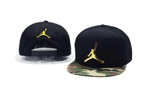 2018 New Fashion Air Jordan Hip Hop Flat Snapback Hat