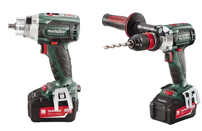 Metabo SB18LTX BL Quick