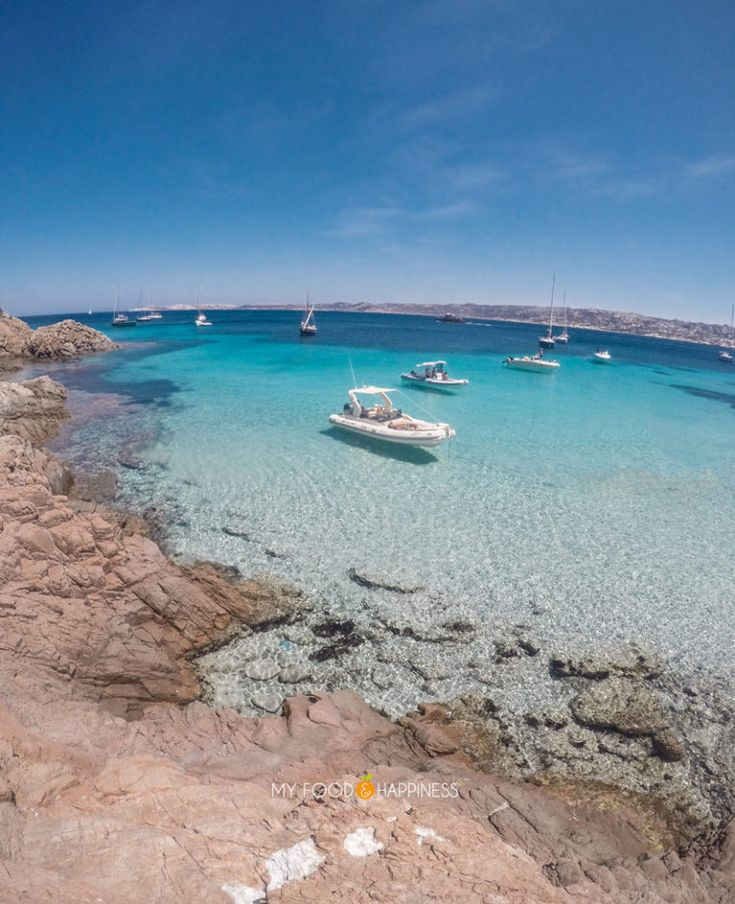 Sardinia's most beautiful beaches in 7 days
