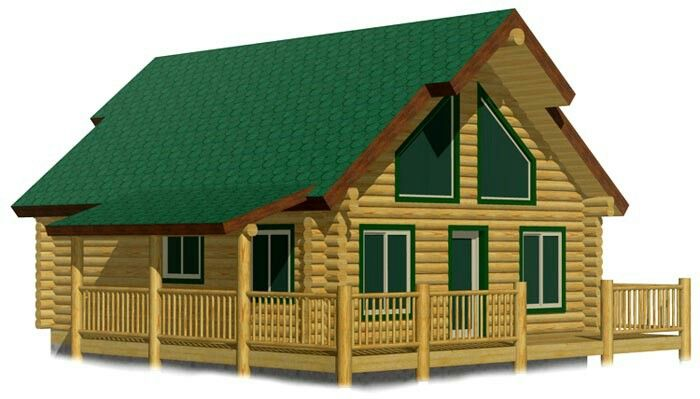 17 best ideas about cheap log cabin kits on pinterest for Kit homes alaska