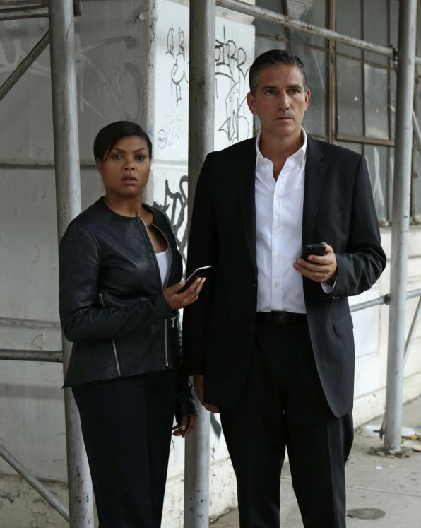 Person of Interest Photos: Carter and Reese on CBS.com